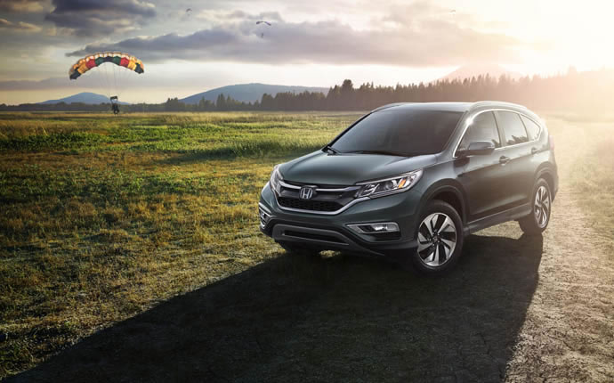 We Are Very Excited To Now Offer The Stylishly Versatile New 2015 Honda  CR V Here At Germain Honda Of Naples. Roomy, Fuel Efficient, And Redesigned  Both ...